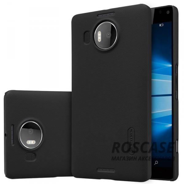 Чехол Nillkin Matte для Microsoft lumia 950 XL (+ пленка) (Черный)Описание:производитель - компания&amp;nbsp;Nillkin;материал - поликарбонат;совместим с Microsoft lumia 950 XL;тип - накладка.&amp;nbsp;Особенности:матовый;прочный;тонкий дизайн;не скользит в руках;не выцветает;пленка в комплекте.<br><br>Тип: Чехол<br>Бренд: Nillkin<br>Материал: Поликарбонат