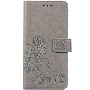 Чехол-книжка с узорами на магнитной застёжке для Huawei Nova 3