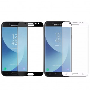Artis 2.5D | Цветное защитное стекло на весь экран для Samsung Galaxy J7 (2018)