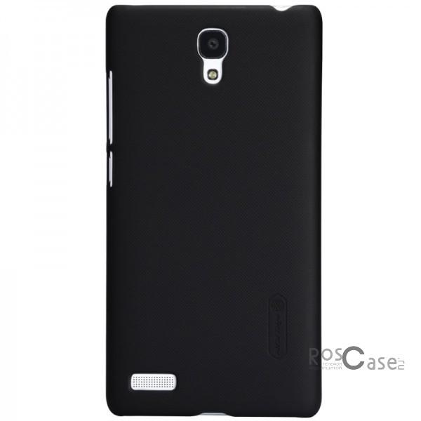 Матовый чехол для Xiaomi Redmi Note (+ пленка) (Черный)Описание:Чехол изготовлен компанией&amp;nbsp;Nillkin;Спроектирован для Xiaomi Redmi Note;Материал изготовления - пластик;Форма  -  накладка.Особенности:Имеет матовую поверхность;Исключено возникновение потертостей и образование царапин;В комплекте поставляется глянцевая бесцветная пленка;Немаркий;Не деформируется;Ультратонкий.<br><br>Тип: Чехол<br>Бренд: Nillkin<br>Материал: Поликарбонат