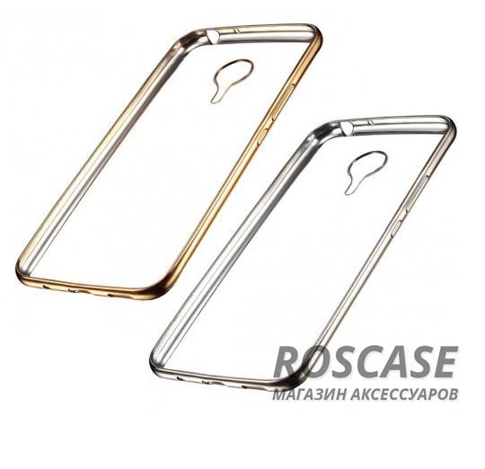 Прозрачный силиконовый чехол для Meizu M2 / M2 mini с глянцевой окантовкойОписание:подходит для Meizu M2 / M2 mini;материал - силикон;тип - накладка.Особенности:глянцевая окантовка;прозрачный центр;гибкий;все вырезы в наличии;не скользит в руках;ультратонкий.<br><br>Тип: Чехол<br>Бренд: Epik<br>Материал: Силикон