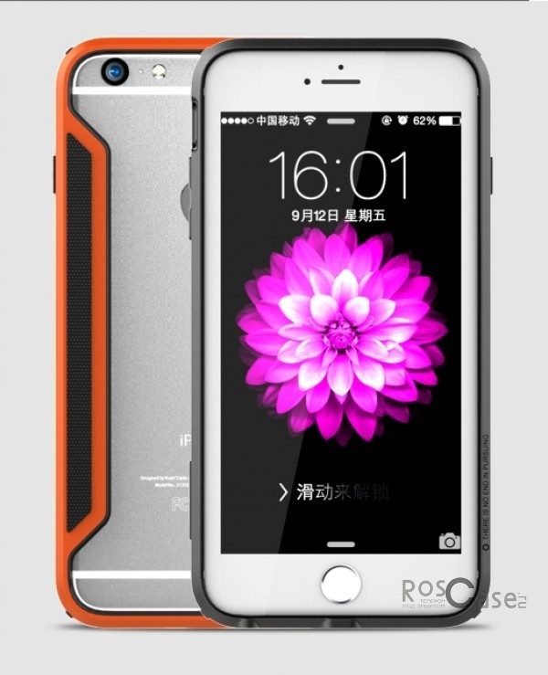 фото бампер Nillkin Armor-Border Series для Apple iPhone 6/6s plus (5.5
