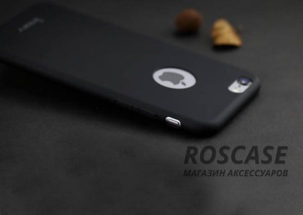 """Фото Черный iPaky Metal Plating    Пластиковый чехол для Apple iPhone 6 plus (5.5"""")  / 6s plus (5.5"""")"""