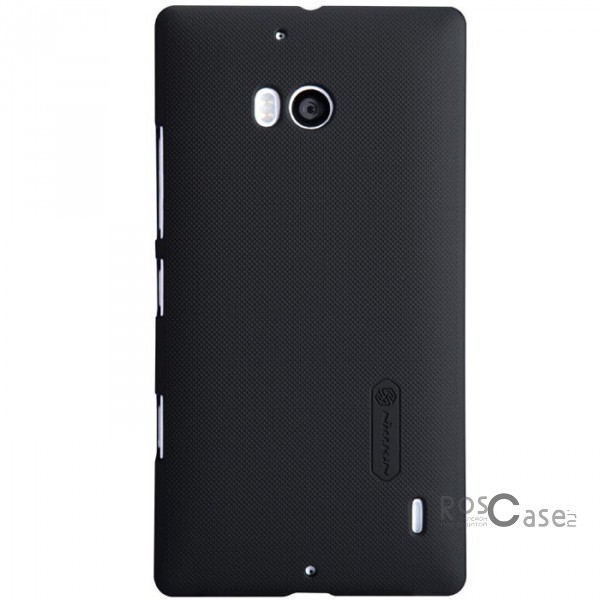 Чехол Nillkin Matte для Microsoft Lumia 930 (+ пленка) (Черный)Описание:производитель  -  компания Nillkin;разработан специально для Microsoft Lumia 930;материал  -  пластик;форма  -  накладка.&amp;nbsp;Особенности:фактура  -  матовая, ребристая;все функциональные вырезы расположены на своих местах;легкая установка и удаление;эргономичный дизайн;защита от царапин и ударов;защитная пленка для экрана в комплекте;на чехле не видны &amp;laquo;пальчики&amp;raquo;.<br><br>Тип: Чехол<br>Бренд: Nillkin<br>Материал: Поликарбонат
