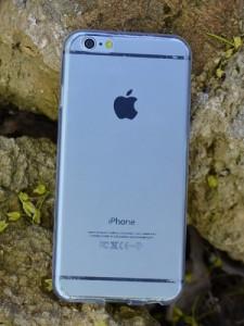 """Ультратонкий силиконовый чехол для Apple iPhone 6 plus (5.5"""")  / 6s plus (5.5"""")"""