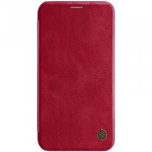 "Nillkin Qin натур. кожа | Чехол-книжка для Apple iPhone XR (6.1"")"