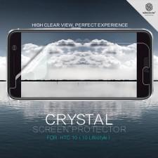 Nillkin Crystal   Прозрачная защитная пленка для HTC 10 / 10 Lifestyle