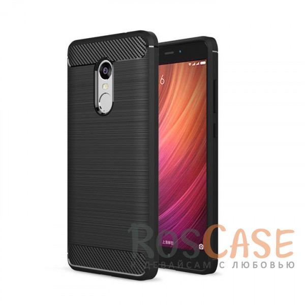 Фото Черный iPaky Slim | Силиконовый чехол для Xiaomi Redmi 5 Plus / Redmi Note 5 (Single Camera)