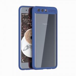 iPaky Hard Original   Прозрачный чехол для Huawei Honor 9 с защитными бортиками