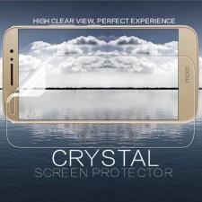 Nillkin Crystal | Прозрачная защитная пленка для Motorola Moto M (XT1663)