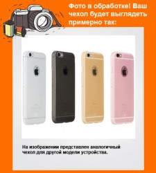 TPU чехол Rock Kela Series для Apple iPhone 5/5S/SE