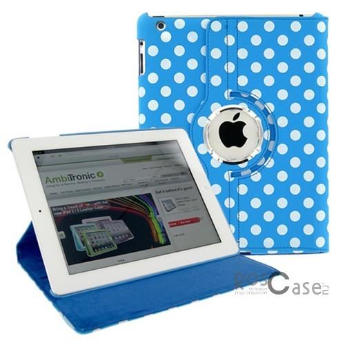 Фото чехла TTX Polka Dots (360 градусов) для Apple Ipad 3