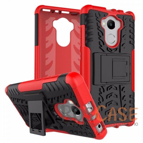Противоударный двухслойный чехол Shield для Xiaomi Redmi 4 / Redmi 4 Pro / 4 Prime с подставкой (Красный)Описание:совместим с Xiaomi Redmi 4 /Xiaomi Redmi 4 Pro / Redmi 4 Prime;удобная функция подставки;материал - поликарбонат, термополиуретан;тип - накладка.<br><br>Тип: Чехол<br>Бренд: Epik<br>Материал: TPU
