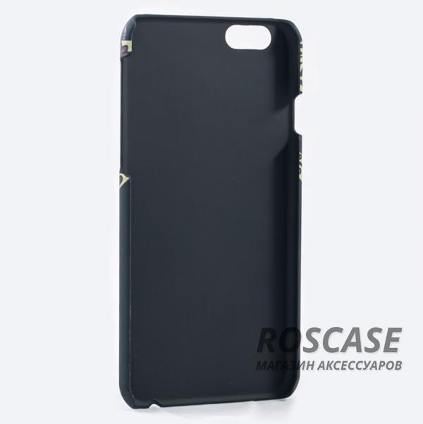 """Фото Жираф Пластиковая накладка Animal Pattern для Apple iPhone 6/6s (4.7"""")"""