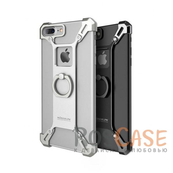 Металлический бампер Nillkin Barde series для Apple iPhone 7 plus (5.5)<br><br>Тип: Чехол<br>Бренд: Nillkin<br>Материал: Металл