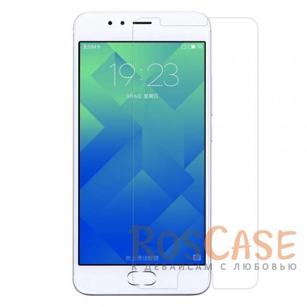 Фото Прозрачное H+ | Защитное стекло для Meizu M5s (карт. упак)