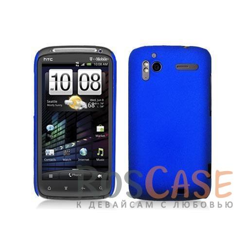 TPU чехол для HTC Sensation/HTC Sensation XE (Синий (soft touch))Описание:производитель - Epik;совместимость: HTC Sensation/HTC Sensation XE;используемый материал: термополиуретан;форма: накладка.Особенности:гладкая поверхность;тонкий и легкий;неповторимый дизайн;полное соответствие смартфону;длительная эксплуатации.<br><br>Тип: Чехол<br>Бренд: Epik<br>Материал: TPU