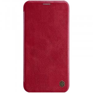Nillkin Qin | Чехол-книжка из Premium экокожи  для iPhone 11 Pro Max