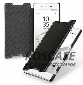 Кожаный чехол (книжка) TETDED для Sony Xperia Z5 (Черный / Black)Описание:бренд  - &amp;nbsp;Tetded;разработан для Sony Xperia Z5;материал  -  натуральная кожа;тип  -  чехол-книжка.&amp;nbsp;Особенности:в наличии все функциональные вырезы;легко устанавливается;тонкий дизайн;защита от механических повреждений;на чехле не заметны следы от пальцев.<br><br>Тип: Чехол<br>Бренд: TETDED<br>Материал: Натуральная кожа