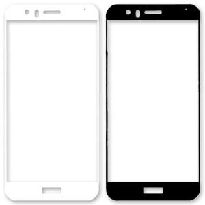Защитное стекло с цветной рамкой на весь экран для Huawei P10 Lite