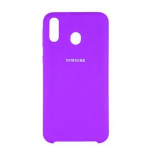Чехол Silicone Cover для Samsung Galaxy A40 (A405F)