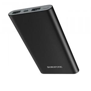 Внешний аккумулятор для телефона Power Bank Borofone BT19A (метал) 10000mAh