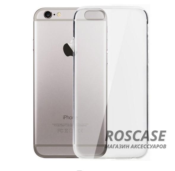 TPU чехол ROCK Iris series для Apple iPhone 6/6s plus (5.5) (Бесцветный / Transparent)Описание:производитель - Rock;материал  -  термополиуретан;поверхность  -  гладкая;форм-фактор  -  накладка;совместимость - Apple iPhone 6/6s plus (5.5)Особенности:прочный и износоустойчивый;не подвергается деформации.легко фиксируется;не скользит в руках.<br><br>Тип: Чехол<br>Бренд: ROCK<br>Материал: TPU