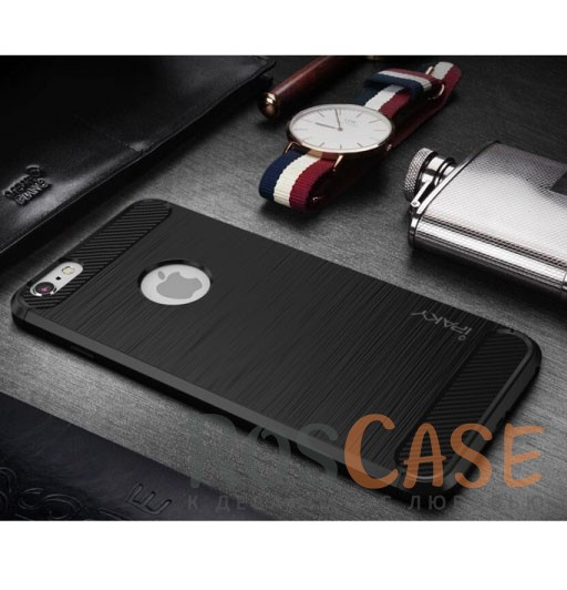 TPU чехол iPaky Slim Series для Apple iPhone 6/6s plus (5.5) (Черный)Описание:бренд - iPaky;совместим с Apple iPhone 6/6s plus (5.5);материал: термополиуретан;тип: накладка.Особенности:эластичный;свойство анти-отпечатки;защита углов от ударов;ультратонкий;защита боковых кнопок;надежная фиксация.<br><br>Тип: Чехол<br>Бренд: Epik<br>Материал: TPU