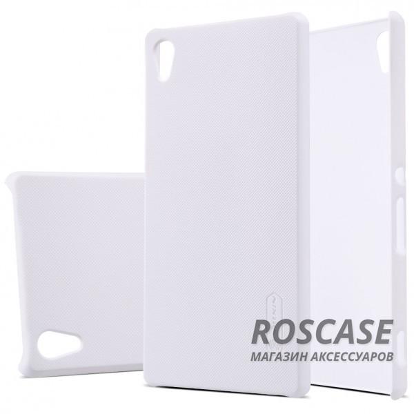Чехол Nillkin Matte для Sony Xperia Z3+/Xperia Z3+ Dual (+ пленка) (Белый)Описание:производитель -&amp;nbsp;Nillkin;материал - поликарбонат;разработан специально для Sony Xperia Z3+/Xperia Z3+ Dual;тип - накладка.&amp;nbsp;Особенности:фактурная поверхность;матовый;не увеличивает габариты;не скользит в руках;не теряет цвет;пленка в комплекте.<br><br>Тип: Чехол<br>Бренд: Nillkin<br>Материал: Поликарбонат
