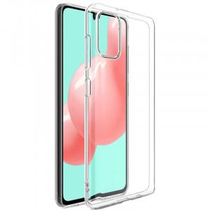 Clear Case | Прозрачный TPU чехол 2мм  для Samsung Galaxy A41