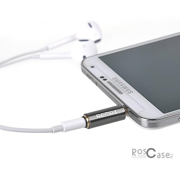 фото аудио-конвертер Remax для 3.5мм