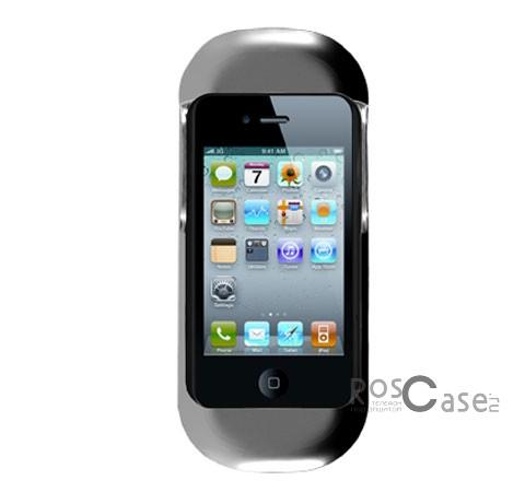 изображение универсальный игровой чехол с аккумулятором PowerSkin, для линейки iPhone / iPod Touch - 2050 mAh