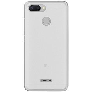 J-Case THIN | Гибкий силиконовый чехол для Xiaomi Redmi 6