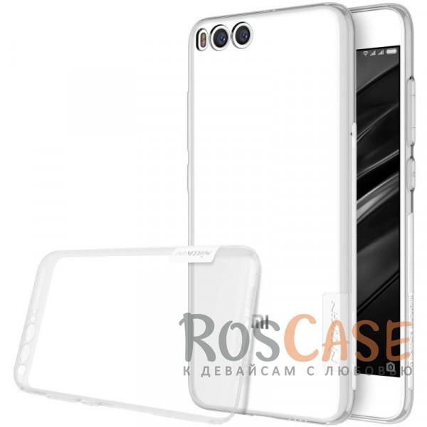 Мягкий прозрачный силиконовый чехол Nillkin Nature для Xiaomi Mi 6 (Бесцветный (прозрачный))Описание:бренд:&amp;nbsp;Nillkin;совместимость: Xiaomi Mi 6;материал: термополиуретан;тип: накладка;ультратонкий дизайн;прозрачный корпус;не скользит в руках;защищает от механических повреждений.<br><br>Тип: Чехол<br>Бренд: Nillkin<br>Материал: TPU