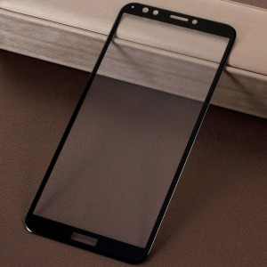 Caisles 5D | Гибкое защитное стекло  для Huawei Honor 7C Pro