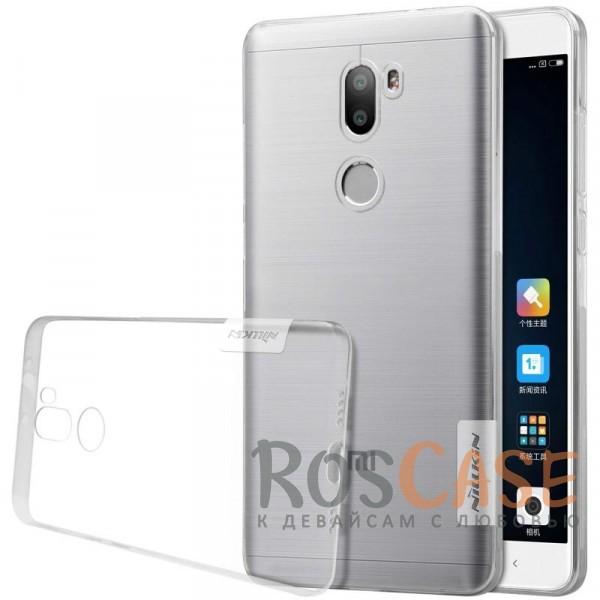 Мягкий прозрачный силиконовый чехол для Xiaomi Mi 5s PlusОписание:производитель  -  бренд&amp;nbsp;Nillkin;совместим с Xiaomi Mi 5s Plus;материал  -  термополиуретан;тип  -  накладка.&amp;nbsp;Особенности:в наличии все вырезы;не скользит в руках;тонкий дизайн;защита от ударов и царапин;прозрачный.<br><br>Тип: Чехол<br>Бренд: Nillkin<br>Материал: TPU