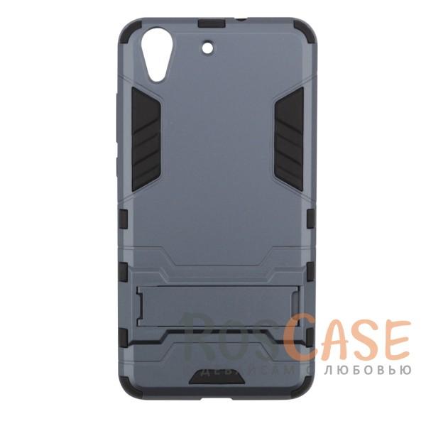 Ударопрочный чехол-подставка Transformer для Huawei Y6 II с мощной защитой корпуса (Серый / Metal slate)Описание:подходит для Huawei Y6 II;материалы: термополиуретан, поликарбонат;формат: накладка.&amp;nbsp;Особенности:функциональные вырезы;функция подставки;двойная степень защиты;защита от механических повреждений;не скользит в руках.<br><br>Тип: Чехол<br>Бренд: Epik<br>Материал: TPU