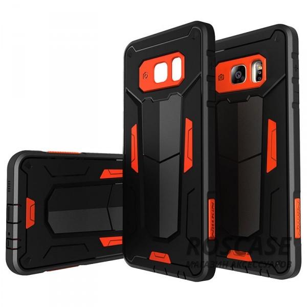 TPU+PC чехол Nillkin Defender 2 для Samsung Galaxy S6 Edge Plus (Оранжевый)Описание:производитель  - &amp;nbsp;Nillkin;совместим с Samsung Galaxy S6 Edge Plus;материал  -  термополиуретан, поликарбонат;тип  -  накладка.&amp;nbsp;Особенности:в наличии все вырезы;противоударный;стильный дизайн;надежно фиксируется;защита от повреждений.<br><br>Тип: Чехол<br>Бренд: Nillkin<br>Материал: TPU