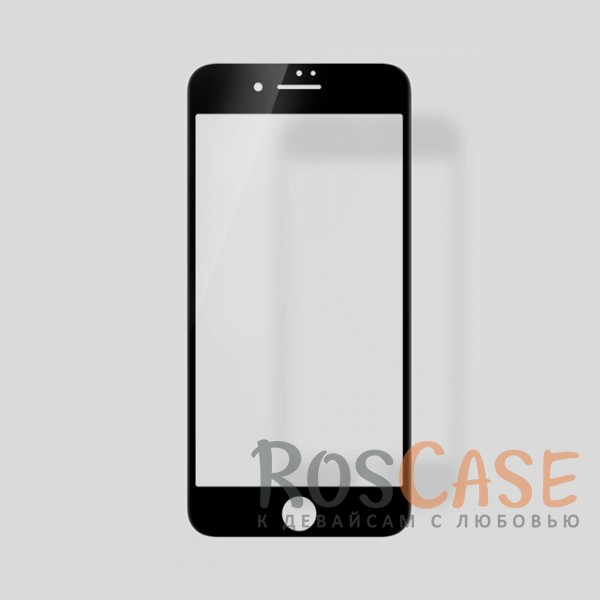 Защитное стекло Nillkin Anti-Explosion Glass Screen (CP+ max 3D) для Apple iPhone 7 plus (5.5) (Черный)Описание:бренд:&amp;nbsp;Nillkin;совместим с Apple iPhone 7 plus (5.5);материал: закаленное стекло;тип: стекло.&amp;nbsp;Особенности:все необходимые функциональные вырезы;в комплекте защита на камеру;цветная рамка;не пропускает ультрафиолет;не влияет на чувствительность сенсора;толщина закругленных срезов - 0,1 мм;плотность  -  9H;анти-отпечатки.<br><br>Тип: Защитное стекло<br>Бренд: Nillkin