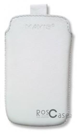 фото кожаный футляр Mavis Classic 137x71 для i9300/ZL/Nexus 4/4500/E1/E2