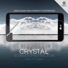 Nillkin Crystal | Прозрачная защитная пленка для LG K500 X Screen / X View