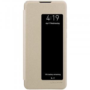 Nillkin Sparkle | Кожаный чехол-книжка для Huawei P30