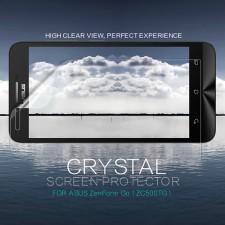 Nillkin Crystal | Прозрачная защитная пленка для Asus ZenFone Go (ZC500TG)