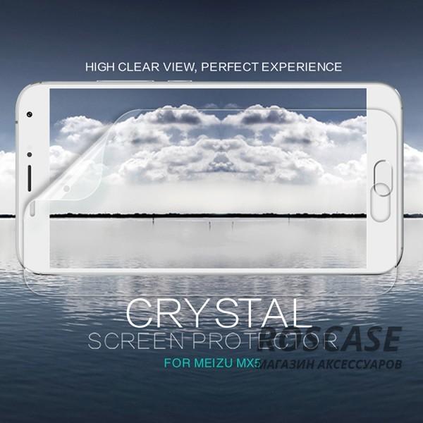 фото защитная пленка Nillkin Crystal для Meizu MX5