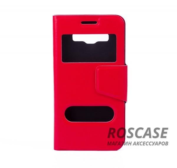 Чехол (книжка) с TPU креплением для Samsung A300H / A300F Galaxy A3 (Красный)Описание:компания разработчик: Epik;совместимость с устройством модели: Samsung A300H / A300F Galaxy A3;материал изделия: искусственная кожа и термополиуретан;конфигурация: обложка в виде книжки.Особенности:всесторонняя защита смартфона;высокий класс износоустойчивости;функция подставки;имеет два окошка;имеет все функциональные отверстия.<br><br>Тип: Чехол<br>Бренд: Epik<br>Материал: Искусственная кожа
