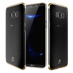 Baseus Glitter | Ультратонкий чехол для Samsung G950 Galaxy S8 с глянцевыми торцами