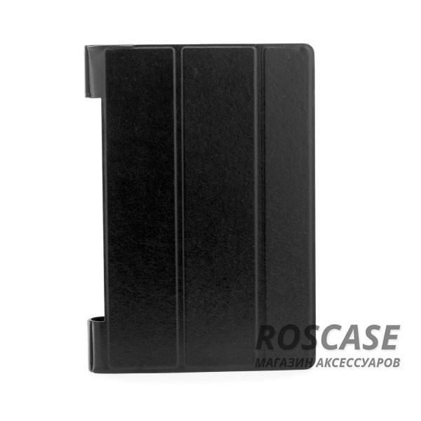 Антиударный чехол-книжка TTX Elegant из эко-кожи с функцией подставки (несколько углов наклона) для Lenovo Yoga Tablet 3 8 (Черный)Описание:компания&amp;nbsp;TTX;совместим c Lenovo Yoga Tablet 3 8;материалы  -  искусственная кожа, поликарбонат;форма  -  чехол-книжка.&amp;nbsp;Особенности:есть все нужные вырезы;защита от ударов и царапин;функция подставки;на нем не заметны отпечатки пальцев;не скользит в руках.<br><br>Тип: Чехол<br>Бренд: TTX<br>Материал: Искусственная кожа