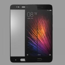 """Защитное стекло с цветной рамкой на весь экран с олеофобным покрытием """"анти-отпечатки"""" для Xiaomi Mi 5s"""