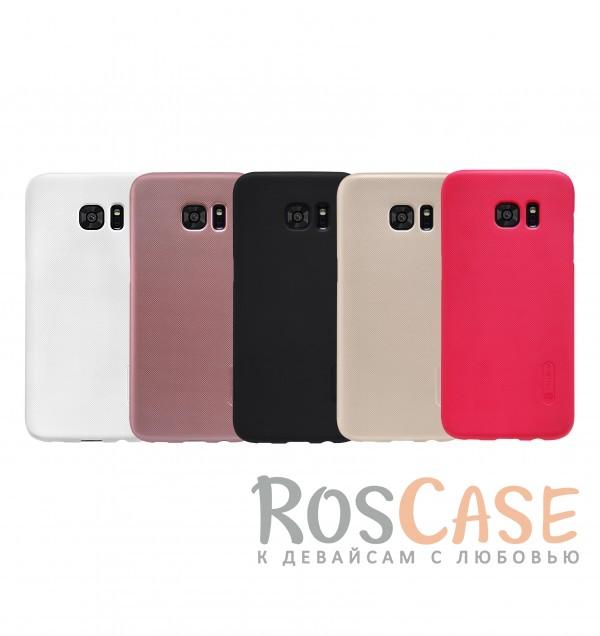 Матовый чехол для Samsung G935F Galaxy S7 Edge (+ пленка)Описание:производитель -&amp;nbsp;Nillkin;материал - поликарбонат;совместим с Samsung G935F Galaxy S7 Edge;тип - накладка.&amp;nbsp;Особенности:матовый;прочный;тонкий дизайн;не скользит в руках;не выцветает;пленка в комплекте.<br><br>Тип: Чехол<br>Бренд: Nillkin<br>Материал: Поликарбонат