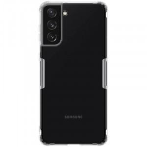 Nillkin Nature | Прозрачный силиконовый чехол  для Samsung Galaxy S21 Plus
